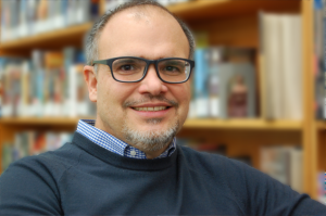 Teo Salgado, Admissions Counselling Professional